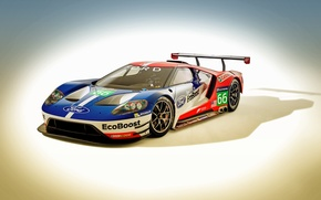 Picture Ford, supercar, Ford, Race Car, 2016