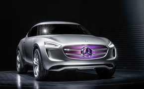 Picture Concept, Mercedes-Benz, Vision, 2014, G-Code