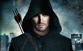 Picture arrow, the series, Arrow, Oliver Queen