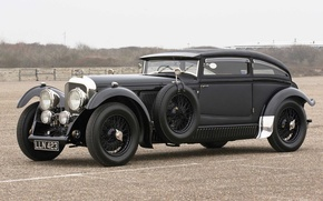 Picture Bentley, 1931, 1930, Speed 6, Front Side, Bentley Speed Six, Speed Six, Blue Train, Blue ...