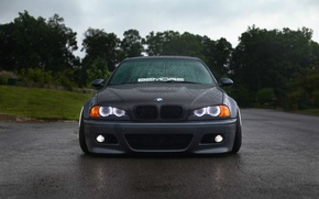 Picture BMW, TUNING, TURBO, stance, LOW