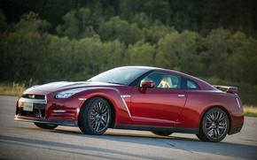 Picture Nissan, -spec, (R35)