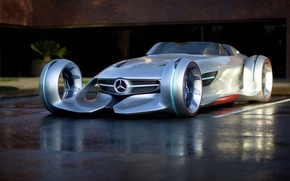 Picture concept, mercedes-benz, design, biome