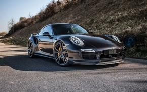 Picture track, 911, Porsche, Turbo, TechArt