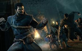 Picture ninja, DLC, Bruce Wayne, Batman Arkham Origins, Initiation