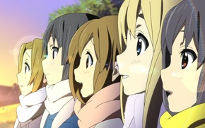 Picture girls, k-on, the club of light music, To-him