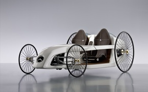 Picture auto, machine, Mercedes, F-CELL Roadster