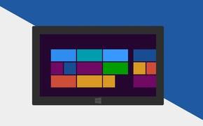 Picture logo, Windows, microsoft, brand, Windows 8, Operating system