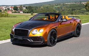 Picture Bentley, Continental, Bentley, continental, Mansory, GTC, 2015