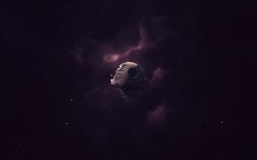 Picture space, stars, nebula, star wars, star wars, the death star