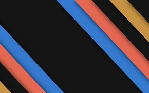 Picture yellow, strip, blue, black, texture, material