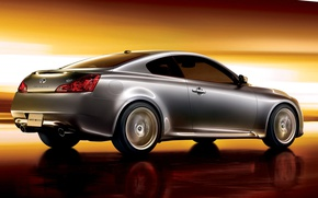 Picture coupe, Infiniti, G37