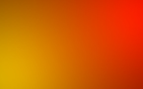 Wallpaper orange, background, the transition, bright, Gaussian