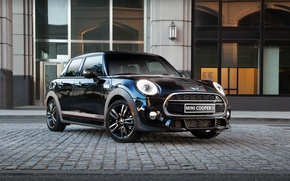 Wallpaper F56, Cooper, mini, Mini, Cooper S