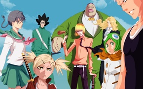 Picture game, Bleach, anime, katana, pretty, captain, asian, cute, manga, japanese, oriental, asiatic, kuwaii, moe, shinigami, …