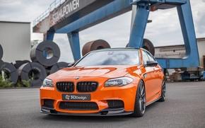 Picture car, auto, lights, BMW, BMW, grille, tuning, the front, nostrils, 3D Design