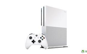 Picture Microsoft, logo, game, White, Xbox, controller, launch, joystick, video game, console, technology, Xbox One, high …