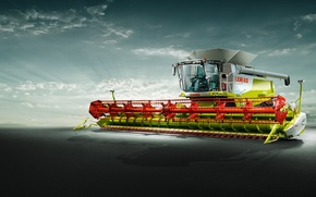 Picture harvester, Lexion, Claas, 770