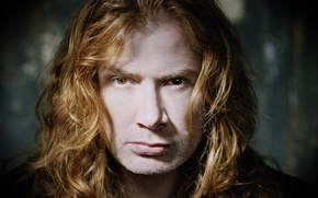 Picture music, guitarist, Trash Metal, Dave Mustaine, Megadeth