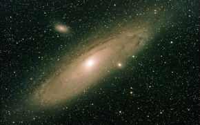 Picture Galaxy, Andromeda, NGC 224, M 31