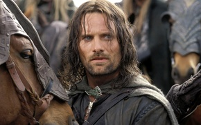 Picture frame, The Lord of the rings, Aragorn, the lord of the rings