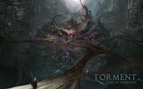 Picture art, RPG, Torment: Tides of Numenera, Planescape