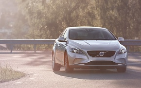 Picture Volvo, Volvo, The front, V40, Universal