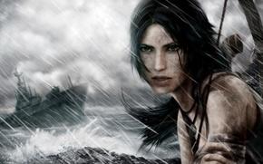 Picture girl, Lara shelter, Tom Ryder
