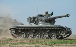 Picture France, tank, armor, military equipment, AMX-13