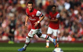 Picture ozil, mesut, fc arsenal london, number 11