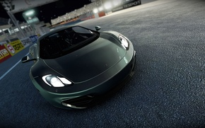 Picture the game, McLaren, game, cars, MP4-12C, Project, Project CARS, 2015, Slightly Mad Studios, Community Assisted …