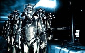 Picture fiction, robots, cyborgs, Doctor Who, Doctor Who, BBC, The Cybermen, Cyberman, Cybermen