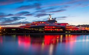 Picture ship, Yacht, Suite, Serene, 134 m, Mega Yacht