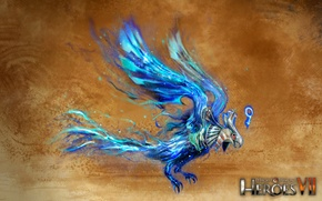 Picture art, art, Academy, heroes of might and magic 7, Might & Magic 7, Arcane Eagle
