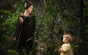 Picture Angelina Jolie, Movie, Maleficent