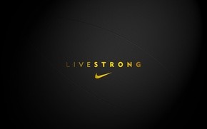 Picture Nike, nike, livestrong