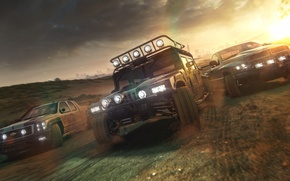 Picture USA, Race, Cars, Chicago, New York, Detroit, Game, Chevrolet Silverado, Cities, Ubisoft Reflections, The Crew, …