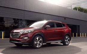 Picture Hyundai, 2015, Tucson, US-spec, Hyundai, Toussaint