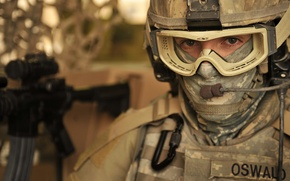 Wallpaper soldiers, army, American