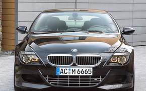 Picture BMW, black, E56