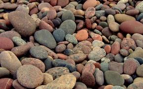 Wallpaper stones, mosaic, landscapes