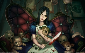 Picture Wallpaper, EA Games, Alice: Madness Returns