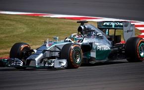 Picture Lewis Hamilton, Formula One, World Champion