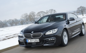 Picture BMW, Coupe, xDrive, 640d