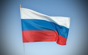 Picture white, blue, red, flag, Russia, tricolor, russia