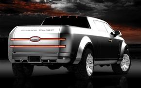 Picture Ford, Concept-FA, F-250, Super-Chief