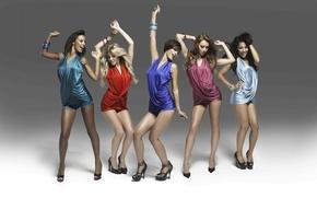 Picture dance, model, dev