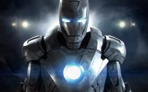 Picture fiction, photoshop, art, armor, Iron man, Iron man