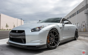 Picture Nissan, GT-R, Forged, R35, Vossen, VPS-301