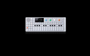 Picture remote, synth, one, Swedish house mafia, Engineering, OP-1, Synthesizer, your name, Teenage